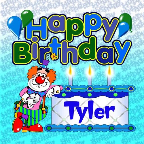Happy Birthday Tyler von The Birthday Bunch