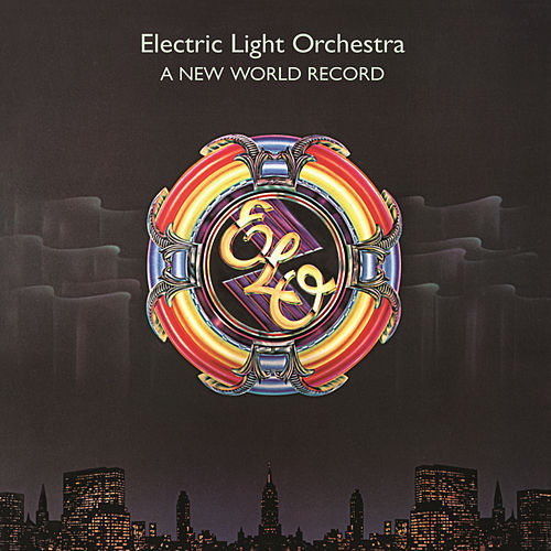A New World Record by Electric Light Orchestra