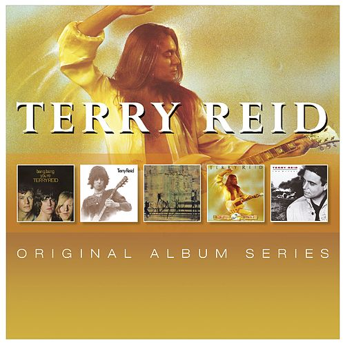 Original Album Series by Terry Reid