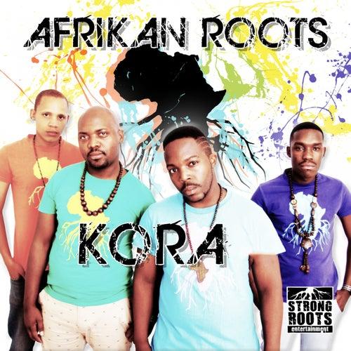 Kora von Afrikan Roots