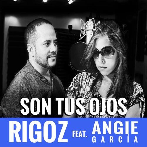 Son Tus Ojos (feat. Angie García) by Rigoz
