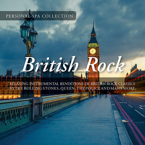 British Rock (Relaxing Instrumental Renditions of British Rock Classics) de Judson Mancebo