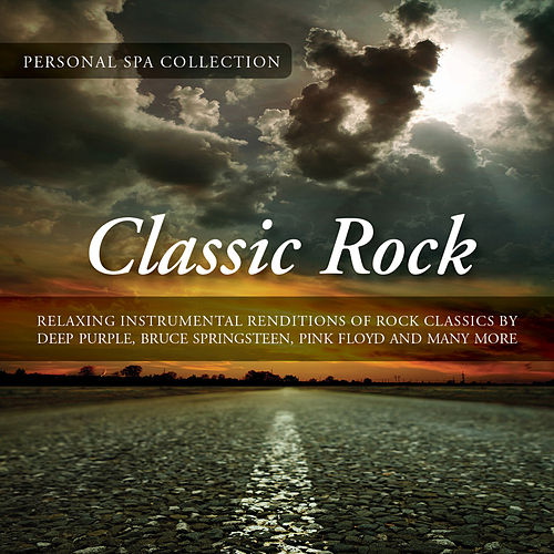 Classic Rock (Relaxing Instrumental Renditions of Rock Classics) de Judson Mancebo