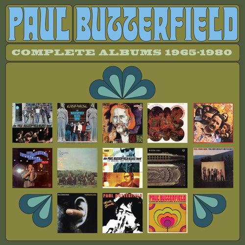 Complete Albums 1965-1980 de Paul Butterfield