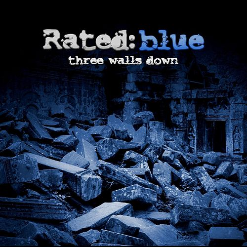 Three Walls Down de Rated Blue