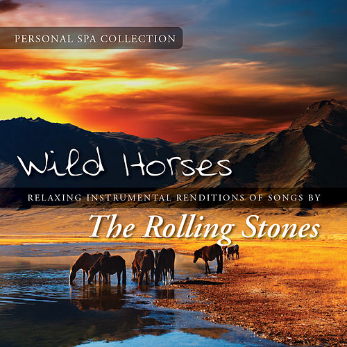 Wild Horses (Relaxing Instrumental Renditions of Songs by the Rolling Stones) de Judson Mancebo