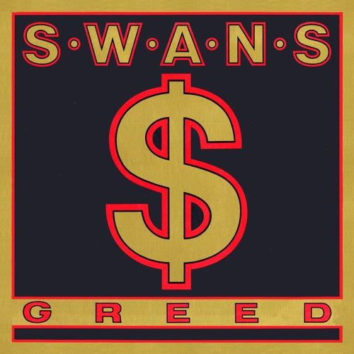Greed / Time Is Money (Bastard) de Swans