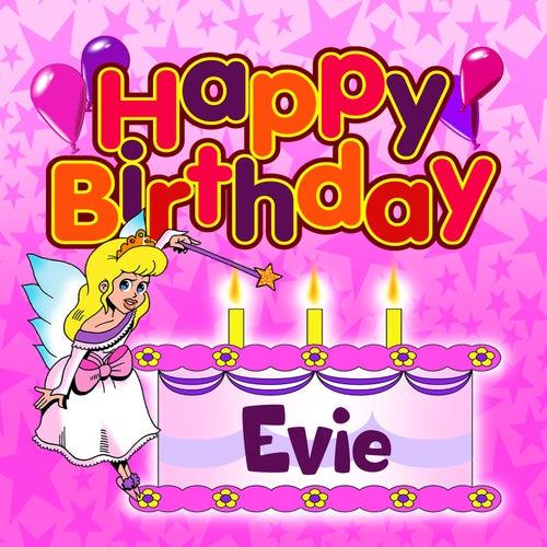 Happy Birthday Evie von The Birthday Bunch