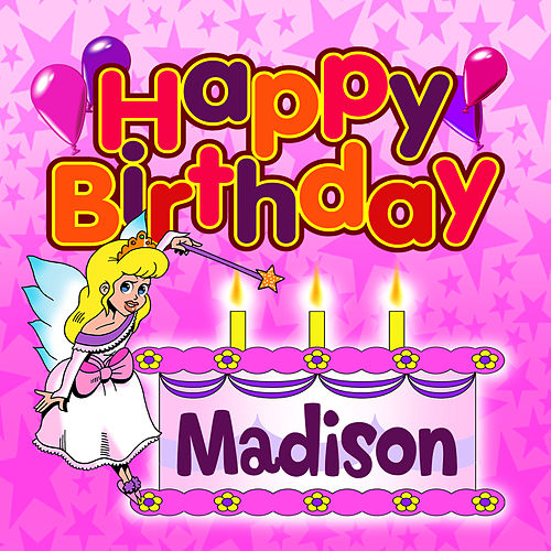 Happy Birthday Madison von The Birthday Bunch