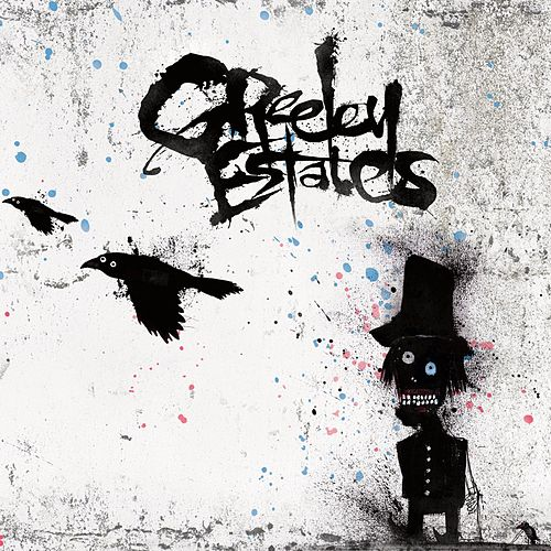 Go West Young Man, Let The Evil Go East von Greeley Estates