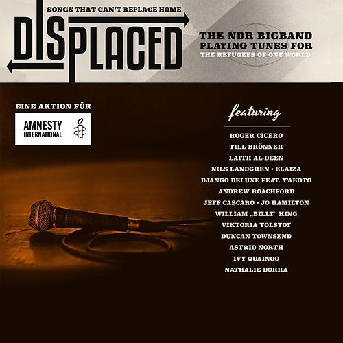 Displaced (Songs That Can't Replace Home) von Various Artists