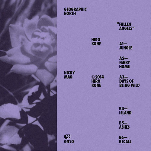 Fallen Angels - EP by Hiro Kone