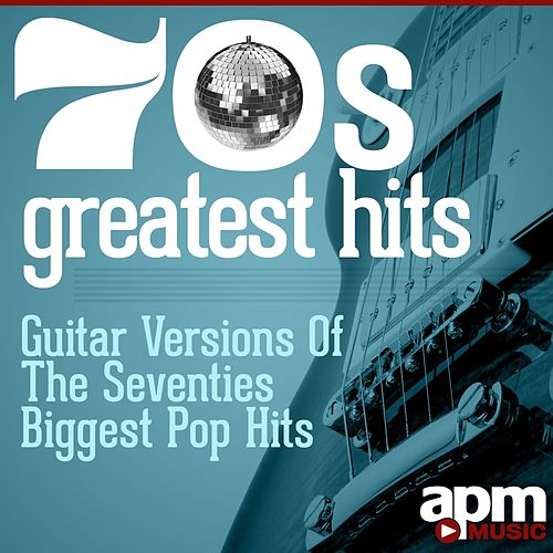 70s Greatest Hits: Guitar Versions of the Seventies Biggest Pop Hits von Fifty Guitars