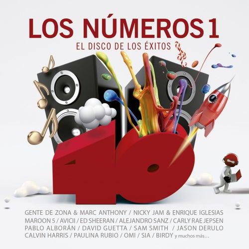 Los números 1 de 40 Principales (2015) de Various Artists