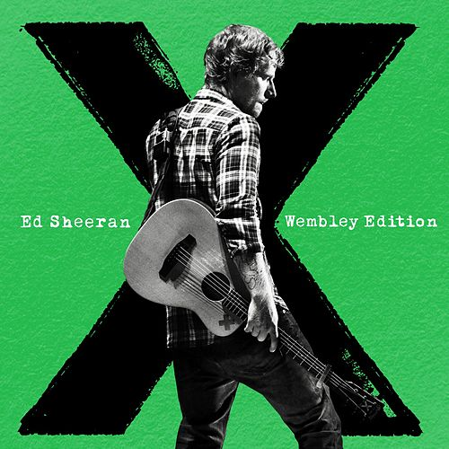 x (Wembley Edition) van Ed Sheeran