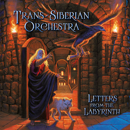 Letters From The Labyrinth de Trans-Siberian Orchestra