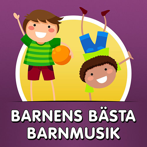 Barnens Bästa Barnmusik de Various Artists