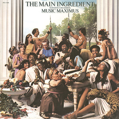 Music Maximus de The Main Ingredient