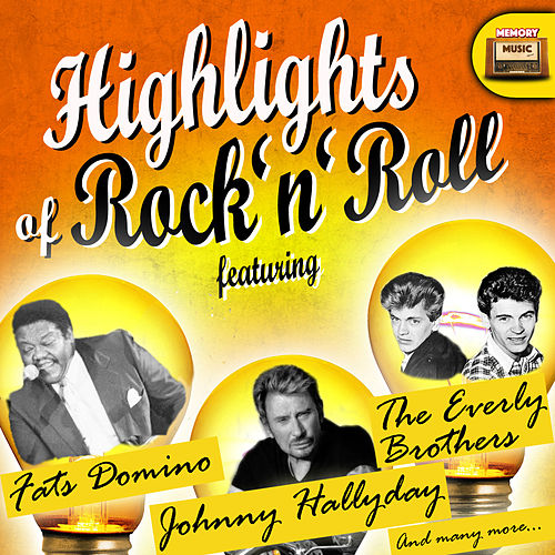 Highlights of Rock 'N' Roll by Various Artists
