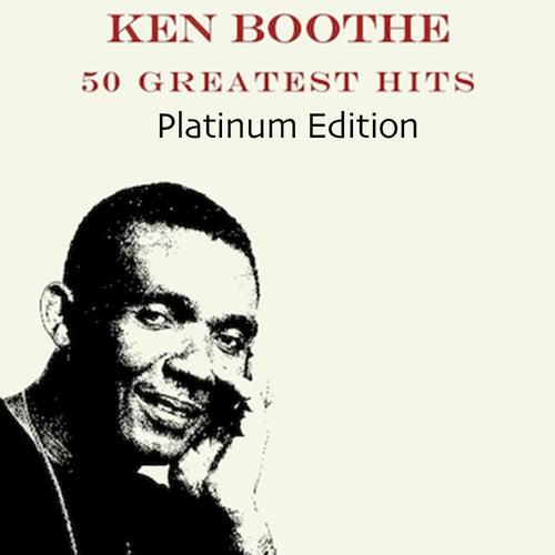Ken Boothe 50 Greatest Hits (Platinum Edition) de Ken Boothe