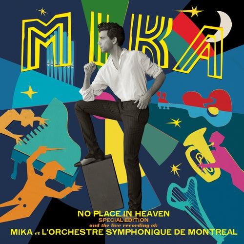 No Place In Heaven van Mika
