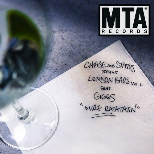 More Ratatatin (London Bars Vol. II) di Chase & Status