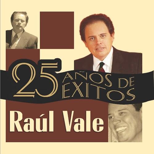 25 Años de Éxitos de Raúl Vale