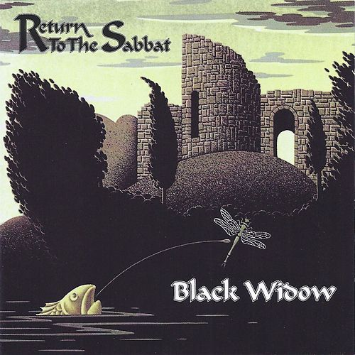 Return To The Sabbat von Black Widow (Rock)