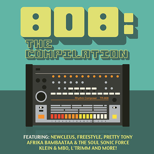 808: The Compilation by Various Artists