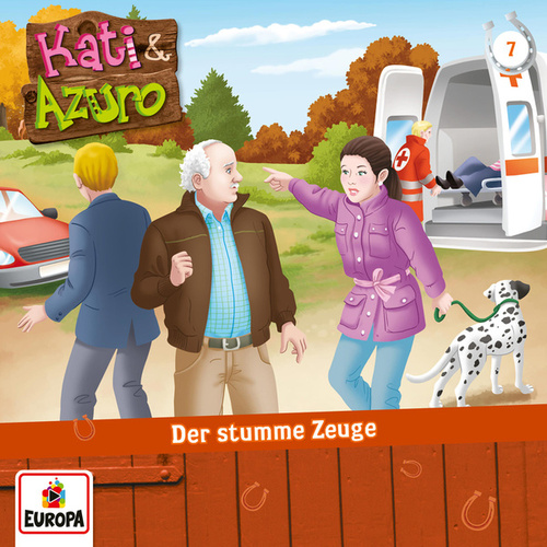 07/Der stumme Zeuge von Kati & Azuro