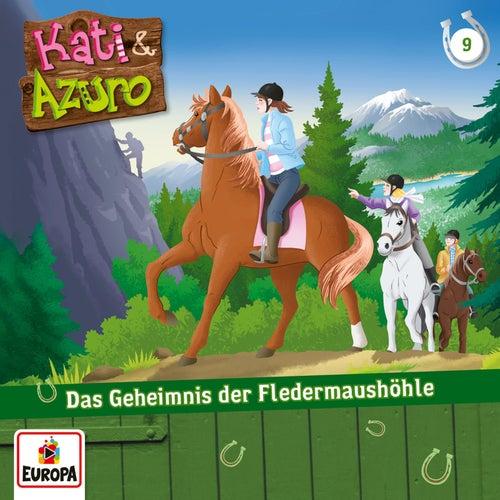 09/Das Geheimnis der Fledermaushöhle von Kati & Azuro
