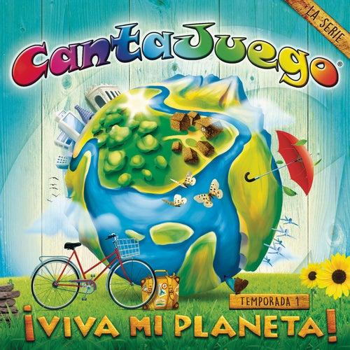 ¡Viva Mi Planeta! de Cantajuego (Grupo Encanto)