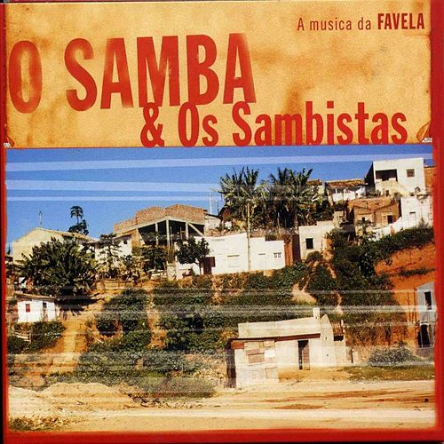 O samba & os sambistas de Various Artists