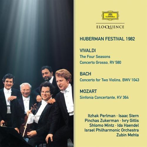 Huberman Festival 1982 (Live) de Itzhak Perlman