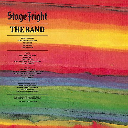 Stage Fright (Expanded Edition) by The Band