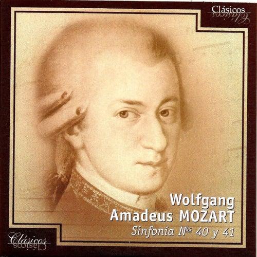 Wolfgang Amadeus Mozart, Sinfonía Nº 40 y 41 by Mozart Festival Orchestra