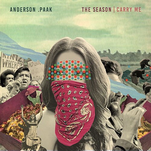 The Season/Carry Me von Anderson .Paak