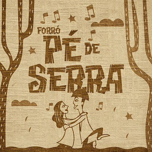 Forró Pé de Serra de Various Artists