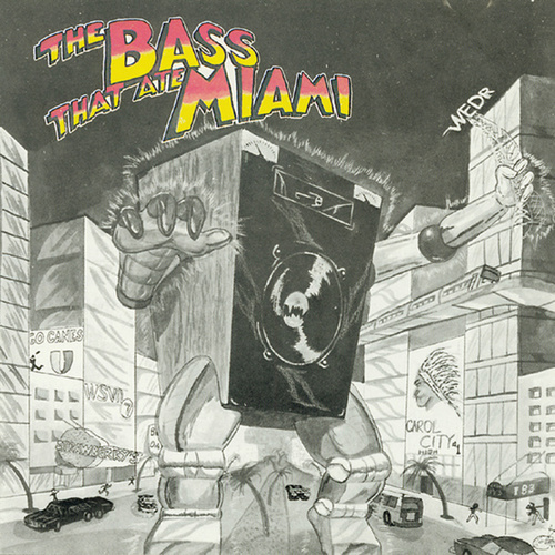 The Bass That Ate Miami by Various Artists