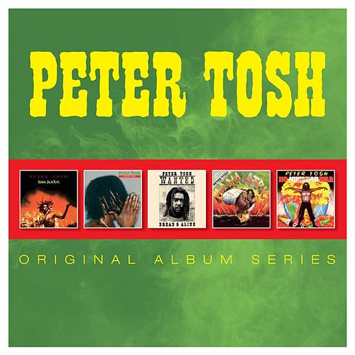 Original Album Series de Peter Tosh