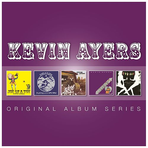 Original Album Series von Kevin Ayers