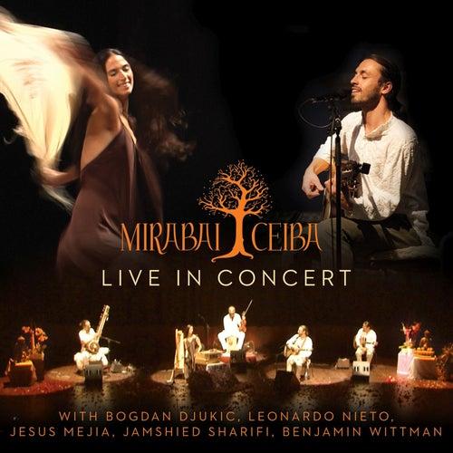 Mirabai Ceiba: Live in Concert de Mirabai Ceiba