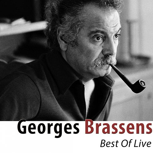 Best of live (Remasterisé) de Georges Brassens