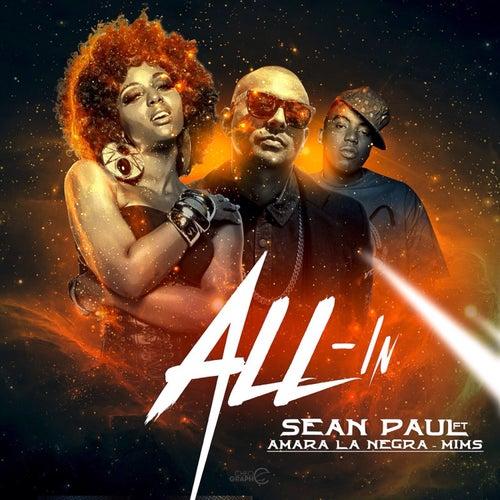 All-In (feat. Amara La Negra & Mims) - Single by Sean Paul