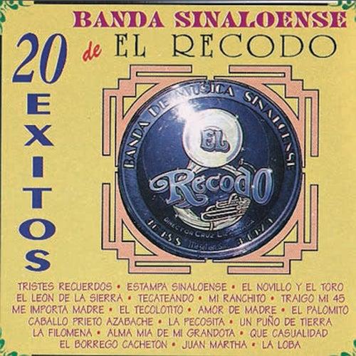 20 Exitos Banda Sinaloense de el Recodo de Banda El Recodo