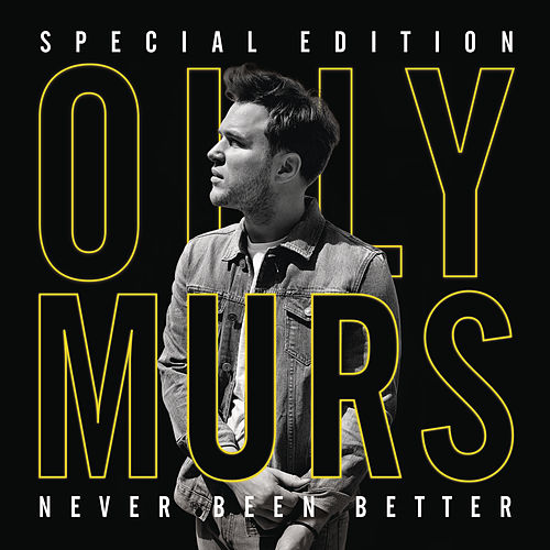 Never Been Better (Special Edition) de Olly Murs