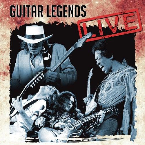 Guitar Legends - Live de Various Artists