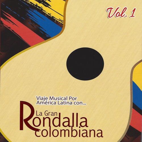 Viaje Musical por América Latina, Vol. 1 de La Gran Rondalla Colombiana