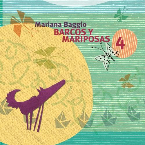 Barcos y Mariposas Volumen 4 de Mariana Baggio