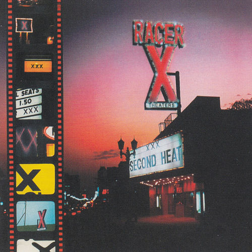 Second Heat by Racer X